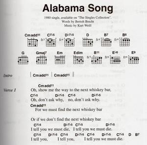 Alabamasongbowie